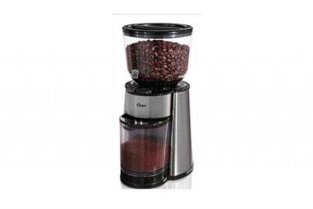 Llegó el molinillo de café automático de Oster para que seas tu propio barista