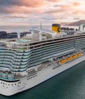 Costa Cruceros extiende la pausa temporal de sus operaciones globales