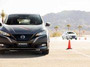 Nissan presenta una innovadora tecnología que ofrece mas seguridad y control de conducción