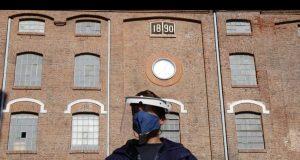 Cervecería y Maltería Quilmes realiza protectores faciales para donar a hospitales