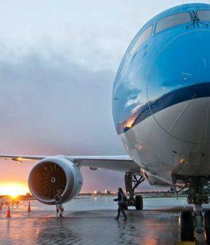KLM conectará Amsterdam con Santiago de Chile