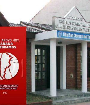 FEHGRA: Hoteleros y gastronómicos autoconvocados de todo el país piden la Ley de Emergencia del sector