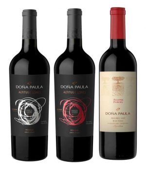 Bodega Doña Paula fue distinguida con medallas de Oro en Decanter World Wine Awards 2020