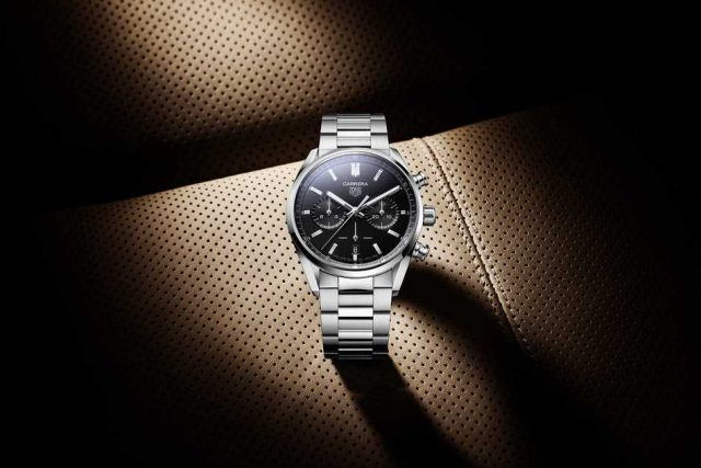 TAG Heuer eleva al reloj Carrera a un nivel de lujo y elegancia sin precedentes