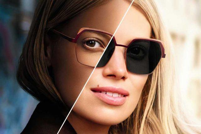 Nuevos lentes inteligentes que se adaptan a la luz