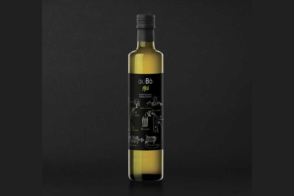 Nuevo aceite de oliva de Olibò