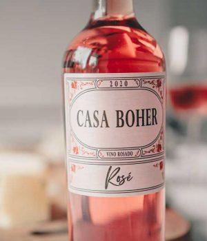 Casa Boher suma un Rosado a la línea