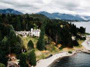 Reabre sus puertas en Bariloche La Cascada Casa Patagónica by DON