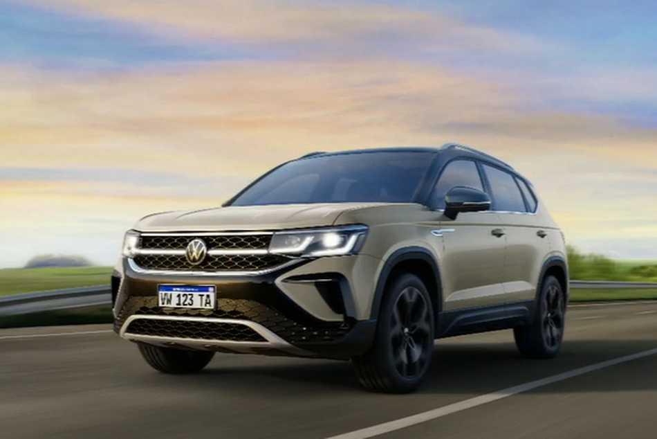 Volkswagen presenta el Taos Compac SUV