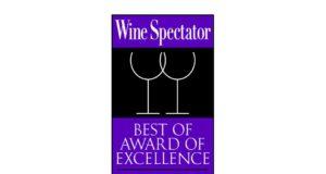 Cabaña Las Lilas recibió una distincion internacional por la excelencia de su carta de vinos