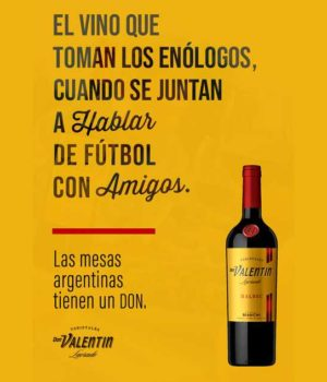 Toda mesa argentina tiene un Don