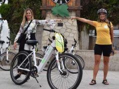 Revolución de bicicletas eléctricas en Villa Carlos Paz