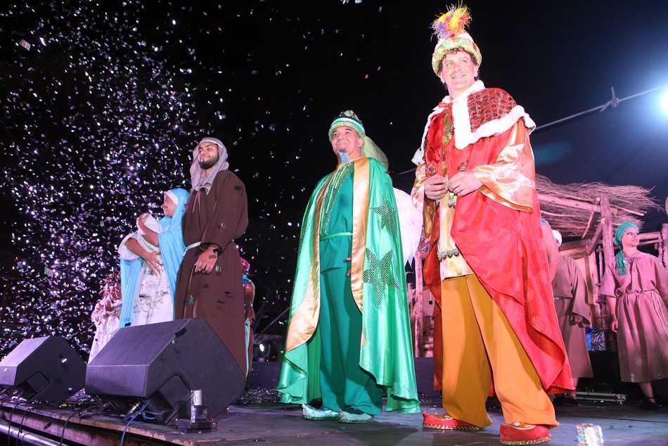 La Noche Mágica De Los Reyes Magos