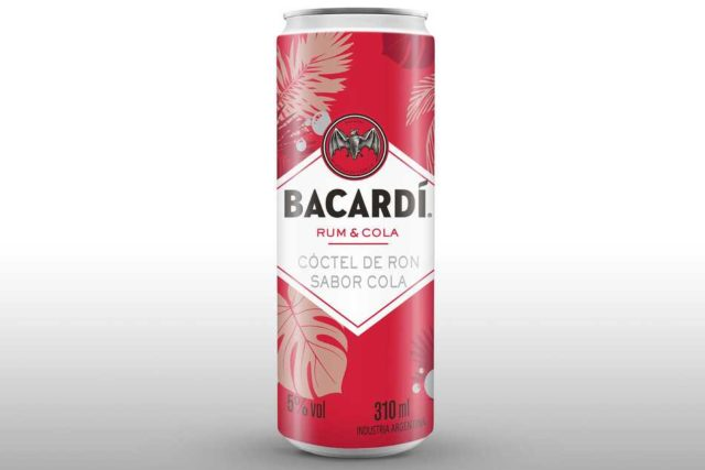 Grupo Cepas presenta los ready to drink de Bacardí