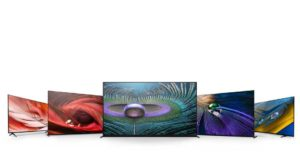 Sony presenta nuevos modelos de televisores BRAVIA