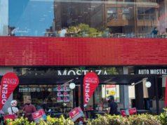 Mostaza inauguró su primer AutoMostaza en Rosario
