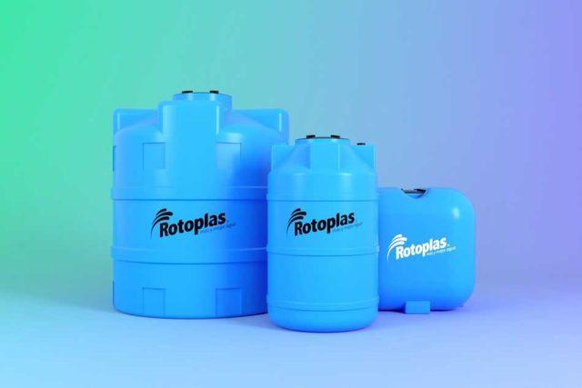 Grupo Rotoplas lanza su nueva cisterna de 750 lts