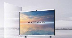 "Huawei lanza su oficina inteligente ""IdeaHub"" en América Latina"