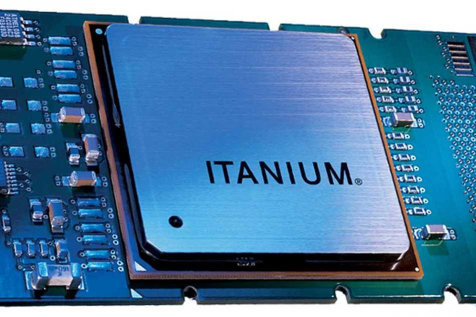 Intel Itanium
