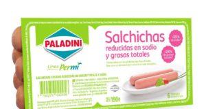 Paladini presenta sus nuevas salchichas reducidas en sodio y grasas
