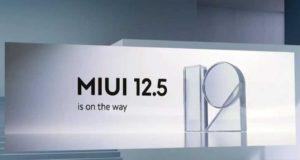 Xiaomi anuncia el lanzamiento global de MIUI 12.5