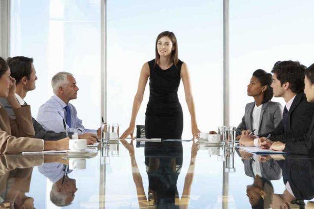 Por primera vez en Argentina los puestos directivos ocupados por mujeres superan el 30%