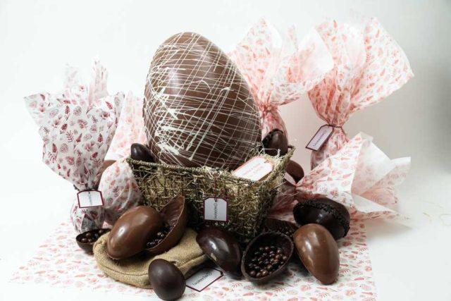 La Pinocha Chocolates presenta su línea de huevos de Pascua