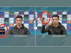 Coca-Cola perdió 4.000 millones de dólares después de que Cristiano Ronaldo sugiriera que la gente bebier a agua en su lugar