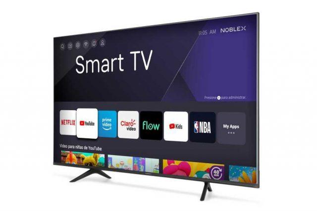 Noblex amplía su propuesta de Smart TVs 4K, con un nuevo lineal premium