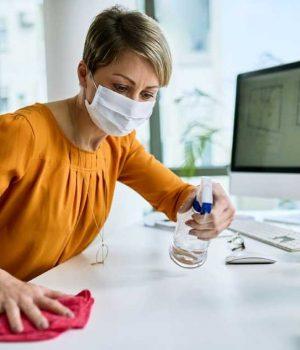 """El 46% de las empresas están planificando """"la vuelta a la oficina"""" en un entorno seguro"""