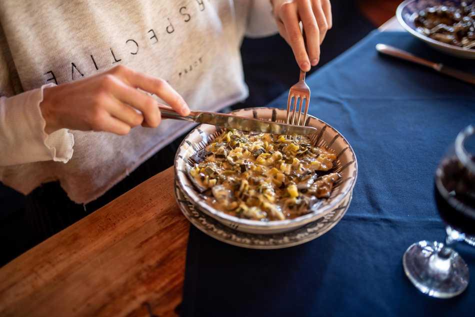 Chivito Serrano: La imperdible perla gastronómica de Villa de Merlo