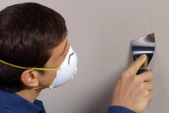 Cómo arreglar una pared antes de pintarla