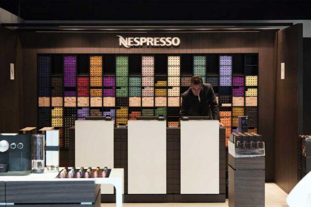 Nespresso recicla un tercio de sus cápsulas de café