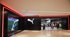 PUMA abre su nueva tienda en Alto Palermo Shopping