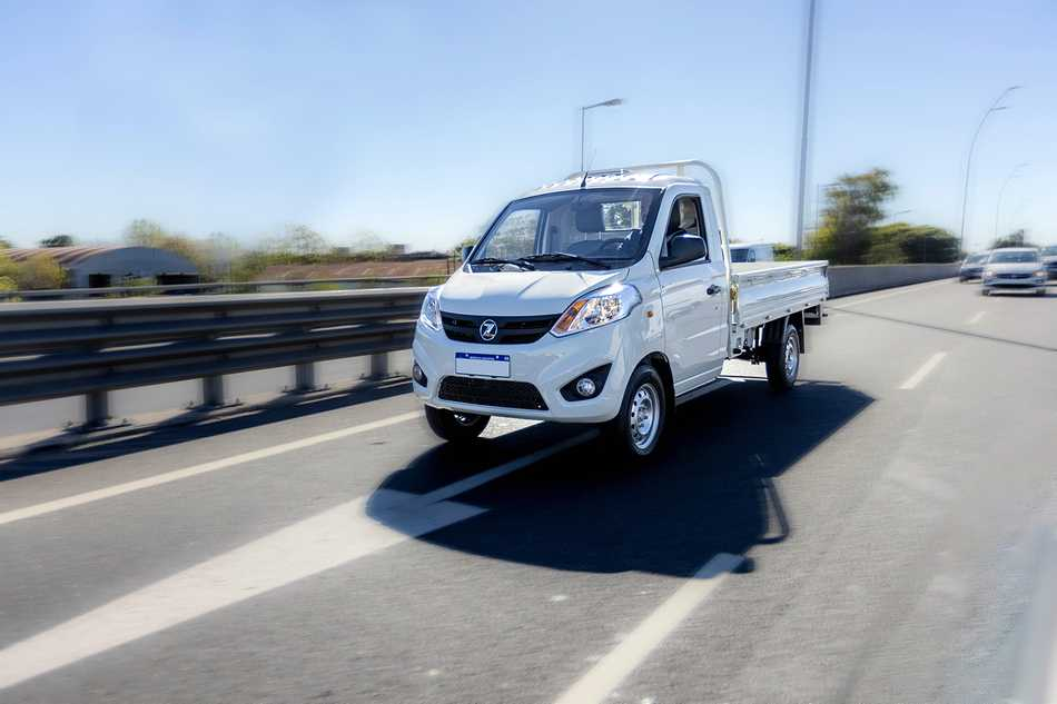CVN Motors lanza el camión Zanella Z-Truck