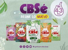 CBSé cumple 43 años de innovación y presenta su nueva imagen