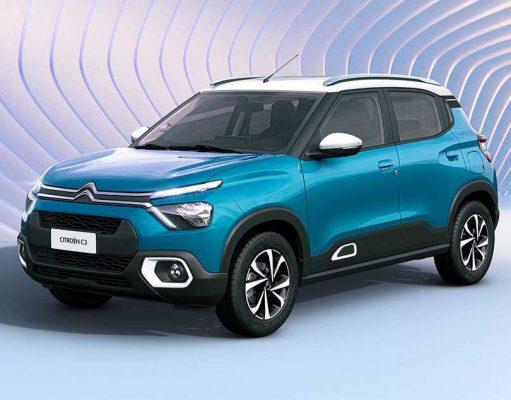 Citroën devela el Nuevo C3, moderno y robusto, desarrollado y producido en América del Sur