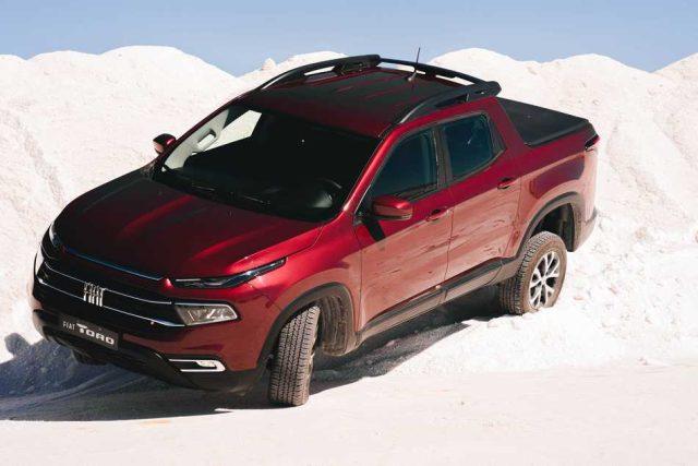 Fiat presenta la nueva Toro