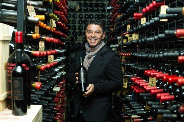 Marcelo Gallardo elige a Bodega Norton para lanzar su primer vino de alta gama